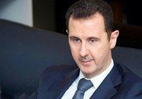 В Сирии опровергли слухи о проблемах Башара Асада со здоровьем