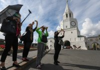 Вдвое выросло число иностранных туристов, посетивших Татарстан