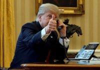 Трамп и саудовский король договорились вместе противостоять Ирану и ИГИЛ