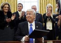 Указ Трампа об ограничении миграции вызвал возмущение на Ближнем Востоке