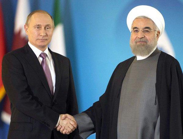 Кремль подтвердил подготовку кпереговорам В.Путина спрезидентом Ирана