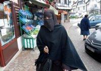 В Австрии запретили никаб