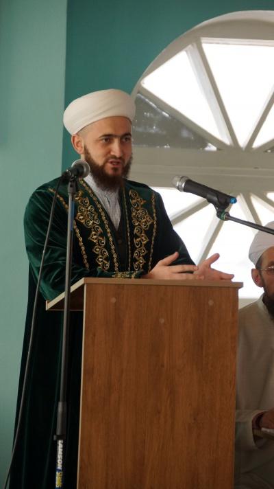 Муфтий РТ  принял участие в собрании кукморских имамов