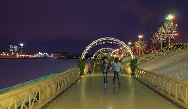 Казань ожидает гостей на День влюбленных