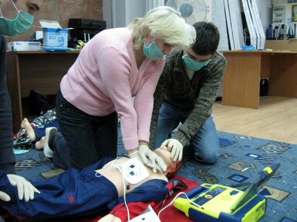 Учителя Татарстана проходят курсы по оказанию первой помощи