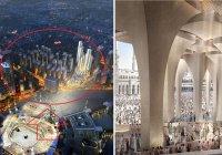 Возможно, скоро Запретная мечеть будет выглядеть так