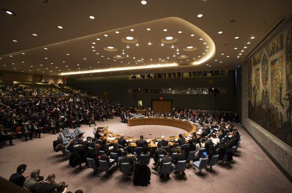 США могут покинуть ООН