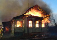 Татарстанец спас грудного ребенка из горящего дома