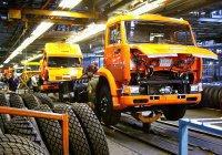 КАМАЗ признали самой дорогой автомобилестроительной компанией РФ