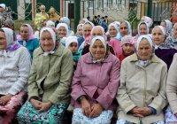 Пенсии татарстанцев вырастут на 5,4 процента