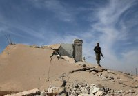 Трамп отказался от плана Обамы по освобождению Ракки от ИГИЛ