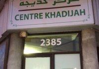 В Канаде здание мечети забросали яйцами