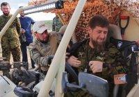 Кадыров объявил о старте производства в Чечне военного вездехода