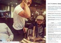 Ди Каприо посетил ресторан прославившегося элегантностью турецкого повара (Видео)