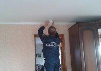 Неблагополучные семьи РТ обеспечат пожарными извещателями