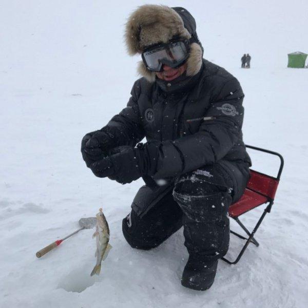 Рыбалка в татарстане зимняя
