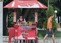 В Казани активно развивается сезонная торговля