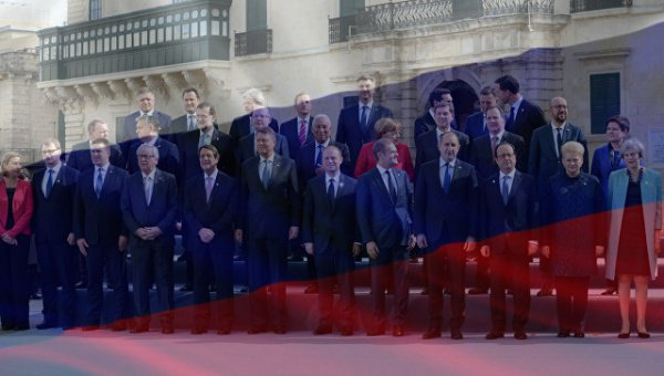 Российский полумесяц над новым геополитическим пейзажем