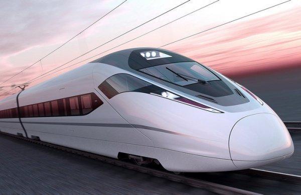 Казань: Китайская республика разработает поезда соскоростью движения 400 км/ч для автодороги Москва