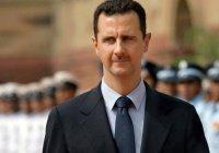 Асад: сотрудничество России и США может помочь Сирии
