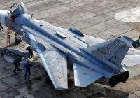 Российские ВКС приведены в высшую степень боевой готовности