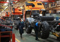 КАМАЗ получил прибыль 339 млн рублей в 2016 году