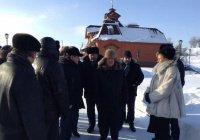 Минтимер Шаймиев недоволен темпами работ в Свияжске