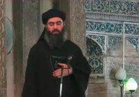 Власти Ирака: главарь ИГИЛ аль-Багдади загнан в угол
