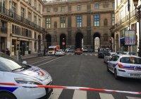 Полиция начала допрос мужчины, напавшего на патруль возле парижского Лувра