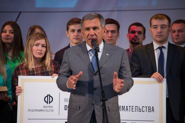 Рустам Минниханов проведет урок экологии в казанской школе