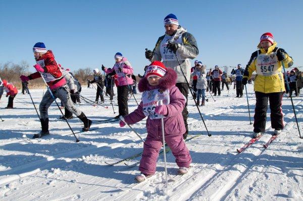 ВОренбурге могут перенести «Лыжню России»