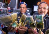 В Малайзии изъяли несколько тысяч «харамных» кисточек