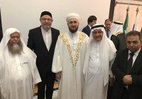 Муфтий РТ встретился с татарами, проживающими в Саудовской Аравии