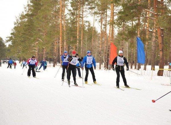 ВКузбассе «Лыжню России» перенесли из-за прогнозируемого похолодания