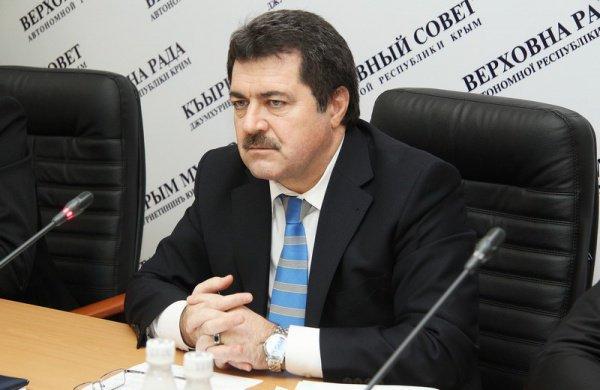 Вице-спикер крымского парламента Ремзи Ильясов