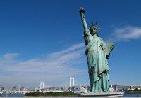 СМИ: Статуя Свободы была задумана как мусульманка