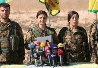 Курды заявили, что в Сирии должно быть два президента