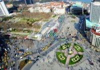 В центре Стамбула появится новая мечеть