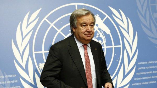 Генеральный секретарь ООН уходит втурне постранам Ближнего Востока