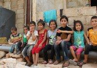 Эксперты: из-за войны дети Алеппо серьезно отстают в развитии