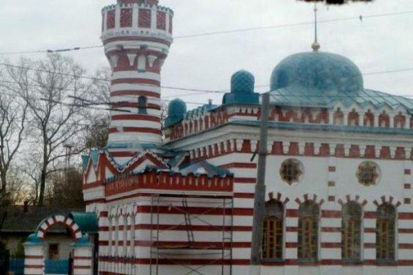 Тверская Соборная мечеть.