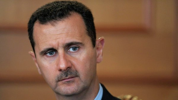 Асад поведал, когда уйдет споста президента