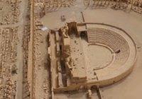 Боевики ИГИЛ взорвали древний театр Пальмиры (Видео)