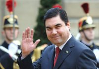 Президентом Туркмении переизбран Гурбангулы Бердымухамедов