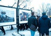 В московском саду «Эрмитаж» открылась выставка «Сирия. Фотохроники войны»
