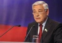 Фарид Мухаметшин стал третьим в медиарейтинге глав законодательных органов