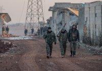 Под Дамаском открываются пункты сдачи боевиков