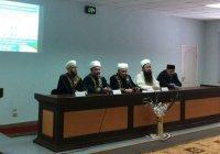 Муфтий Татарстана встретился с имамами Закамского региона