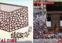 От небольшого строения до самой большой мечети в мире
