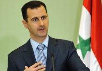 Асад призвал сирийскую молодежь распространять истинный ислам
